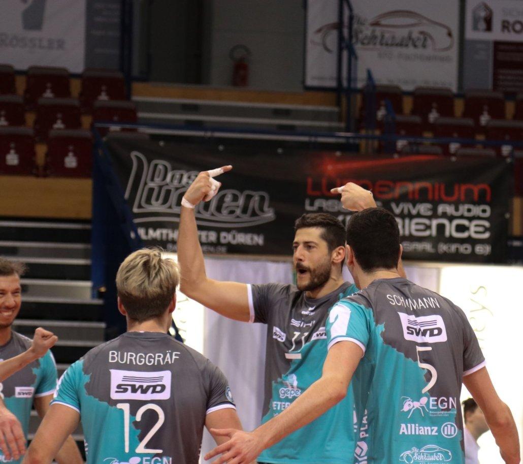 Volleyball Bisons Bühl