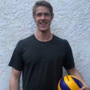 Düren ist seine erste Profi-Station: Der kanadische Mittelblocker Jordan Deshane spielt in der kommenden Saison für die SWD powervolleys.