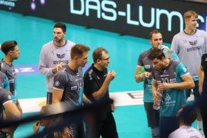 Erster Sieg als Cheftrainer: Rafał Murczkiewicz zeigte sich zufrieden mit seinem Team.